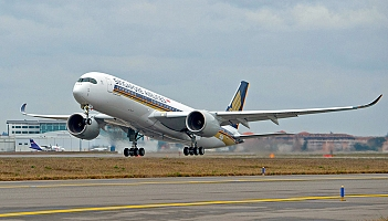 Singapore Airlines ponownie poleci do Brukseli