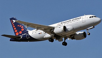 Brussels Airlines: Z Brukseli do Kijowa