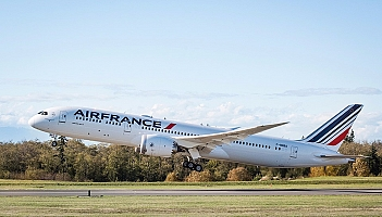 Air France: Dreamlinerem na Malediwy