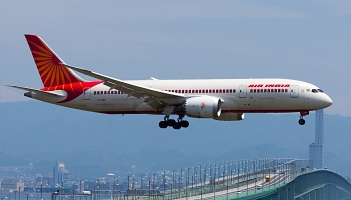 Air India poleci do Los Angeles