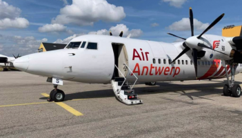 Air Antwerp poleci z Antwerpii do Londynu-City