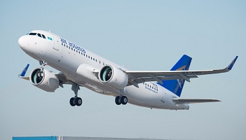 UIA i Air Astana z partnerstwem code-share