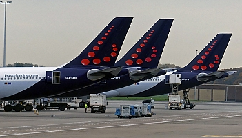 Brussels Airlines polecą do Nantes