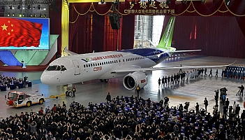 COMAC C919 gotowy do lotu