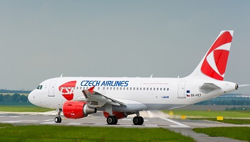 Czech Airlines wyleasinguje airbusa A321