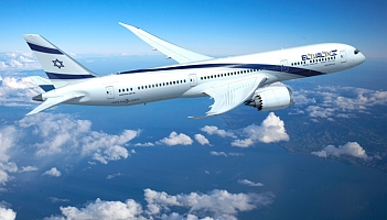 Ósmy dreamliner we flocie El-Al
