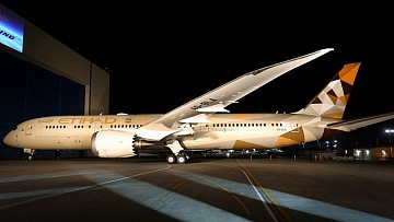 Etihad Airways poleci do Izraela