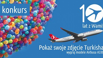 10 lat Pasazer.com: Konkurs z Turkish Airlines