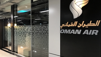 Recenzja: Oman Air First & Business Class Lounge w Bangkoku