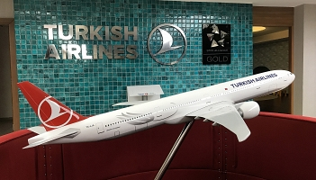 Recenzja: Turkish Airlines Domestic Business Lounge w Antalii