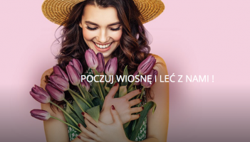 Wiosenna promocja Ukraine International Airlines