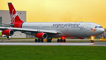 Virgin Atlantic: Ostatni rejs airbusa A340-300