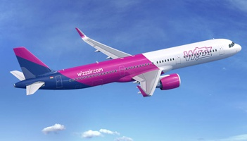 Wizz Air: Z Budapesztu do Petersburga