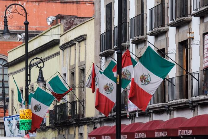 Data połączenia Meksyk