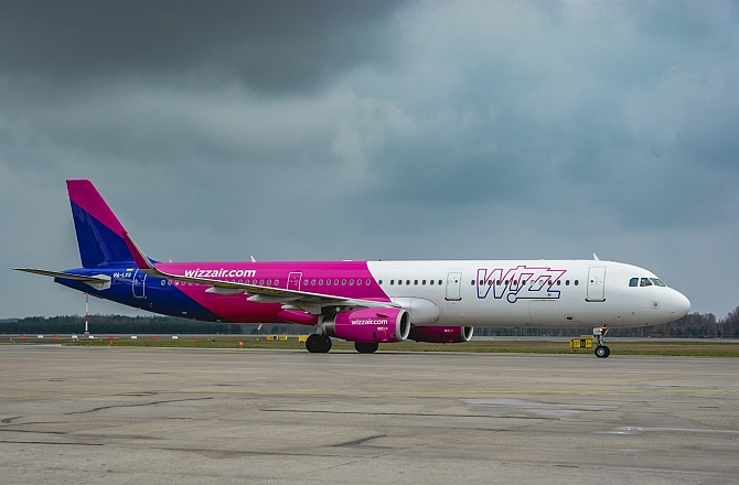 Wizz Air redukuje bazy w Polsce. Oprócz Krakowa - Pasazer.com mobi